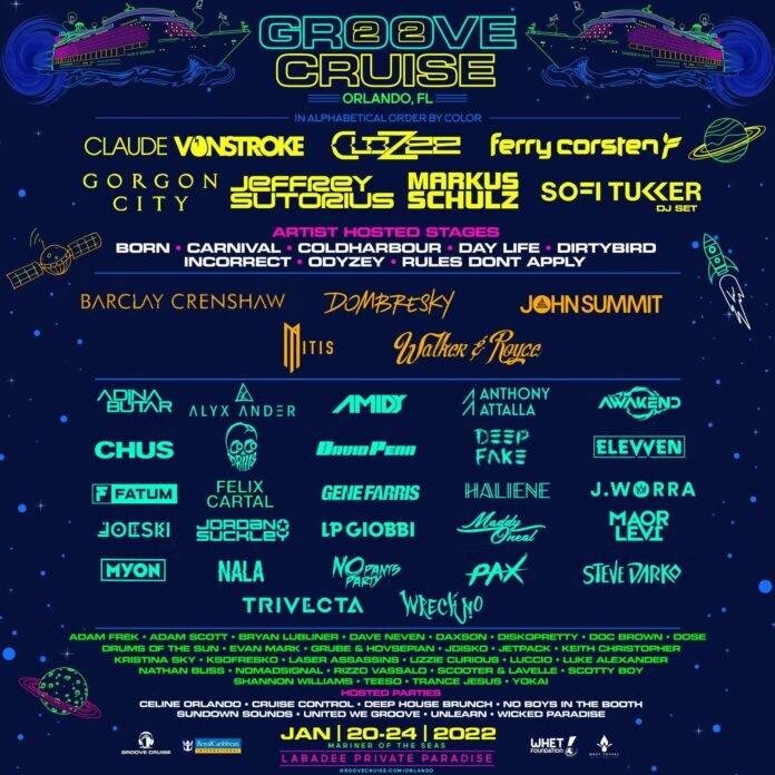 Groove Cruise Orlando