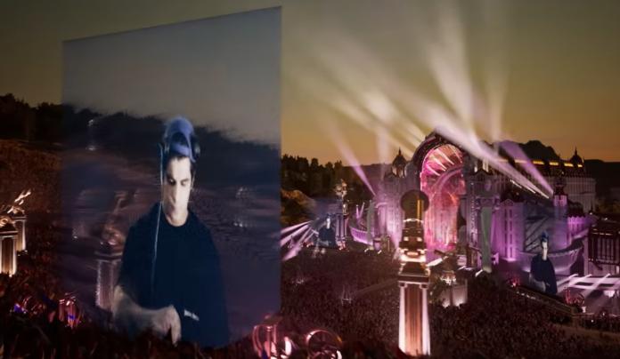 Vintage Tomorrowland 2021